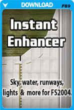 Instant Enhancer (FS2004)