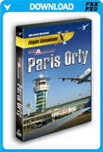 Mega Airport Paris Orly X
