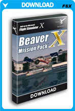 Beaver X Mission Pack