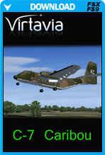 De Havilland DHC-4 (C-7) Caribou