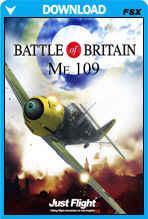 Battle Of Britain - Me 109