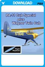 PA-11 Cub Special