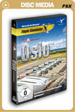 Mega Airport Oslo-Gardermoen