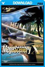 MegaSceneryX: Southern California (FSX)