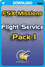 FSX Missions - Flight Service Pack 1