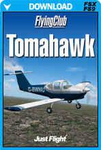 Flying Club Piper Tomahawk