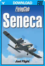 Flying Club Piper Seneca II (PA34-200T)