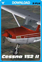Cessna 152 II For X-Plane