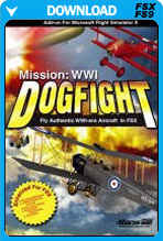 Mission: WWI Dogfight!