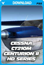 CESSNA CT210M CENTURION II HD