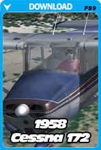 1958 Cessna 172 (FS2004)