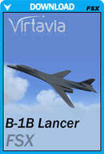 B-1B Lancer (FSX)