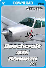 A36 Bonanza (FSX/P3D)