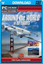 Around the World in 80 Flights