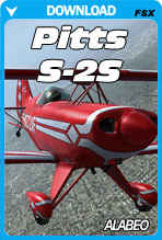 Pitts S-2S FSX/P3D