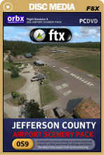 FTX - Jefferson County International Airport (OS9)