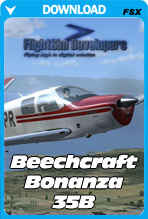 Beechcraft Bonanza 35B (FSX)