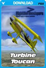 Turbine Toucan (FSX)