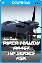Carenado - Piper Malibu PA46T Jetprop HD Series