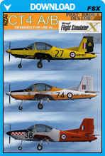 CT4 A/B Trainer (FSX)