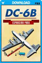 DC-6B - Legends Of Flight Expansion Pack
