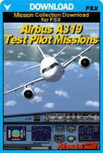 Airbus A319 Test Pilot