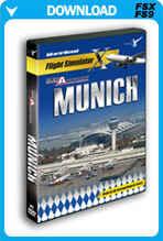 Mega Airport Munich