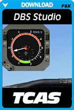 DBS Universal TCAS system for FSX