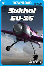 SUKHOI SU-26 (X-PLANE 10.5)