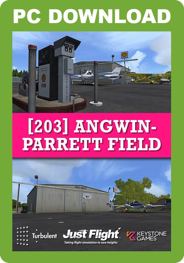 2O3 Angwin-Parrett Field (FSX/P3D)
