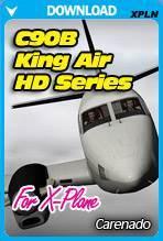 C90B King Air HD Series  (X-Plane)