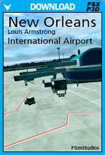 New Orleans Louis Armstrong International Airport