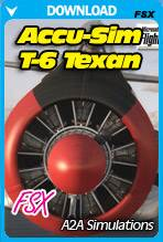 A2A Simulations Accu-Sim T-6 Texan FSX
