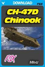 CH-47D Chinook (FSX)