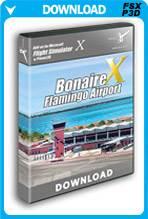 Bonaire Flamingo Airport X (FSX+P3D)