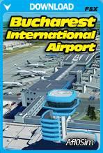 Bucharest International Airport (FSX/P3D)
