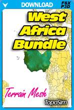 TopoSim - Africa - West Bundle