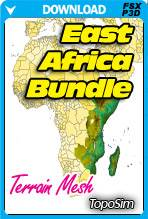 TopoSim - Africa - East Bundle
