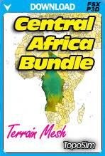 TopoSim - Africa - Central Bundle