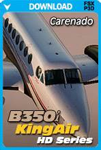 Carenado B350i King Air HD SERIES (FSX/P3D)