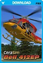 Cera Sim Bell 412EP (FSX)