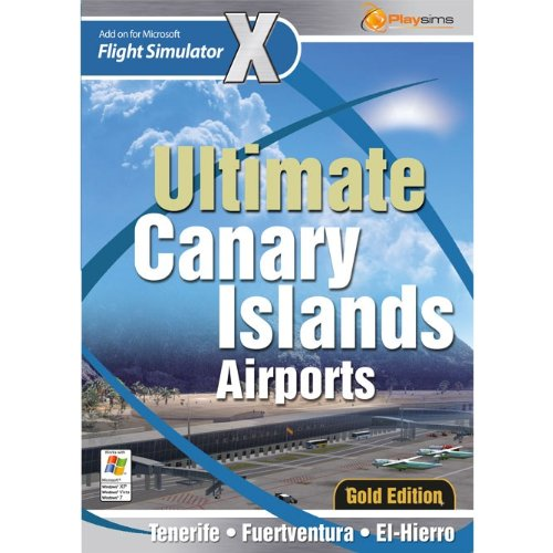 Ultimate Canary Islands Airports Gold  (FSX)