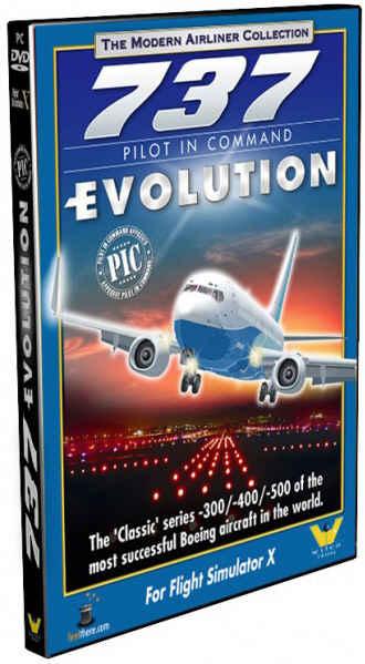 737 Pilot In Command EVOLUTION STANDARD EDITION