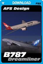 AFS Design Boeing 787 Dreamliner