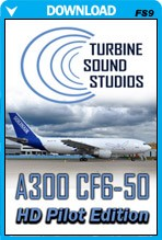 Airbus A300 CF6-50C2 FS2004