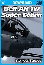 Bell AH-1W Super Cobra (FSX&P3D)