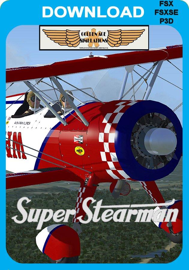 Boeing Super Stearman
