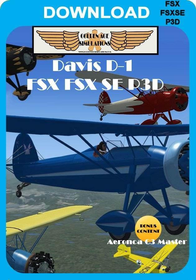 Davis D-1