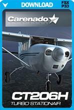 Carenado CT206H Turbo Stationair HD Series