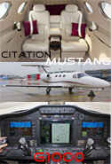 REALFLYING - COCKPIT CESSNA CITATION MUSTANG